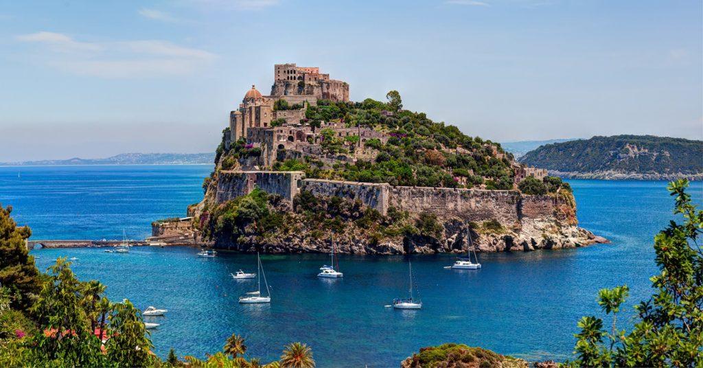 Ischia - Yacht Charter Destinations