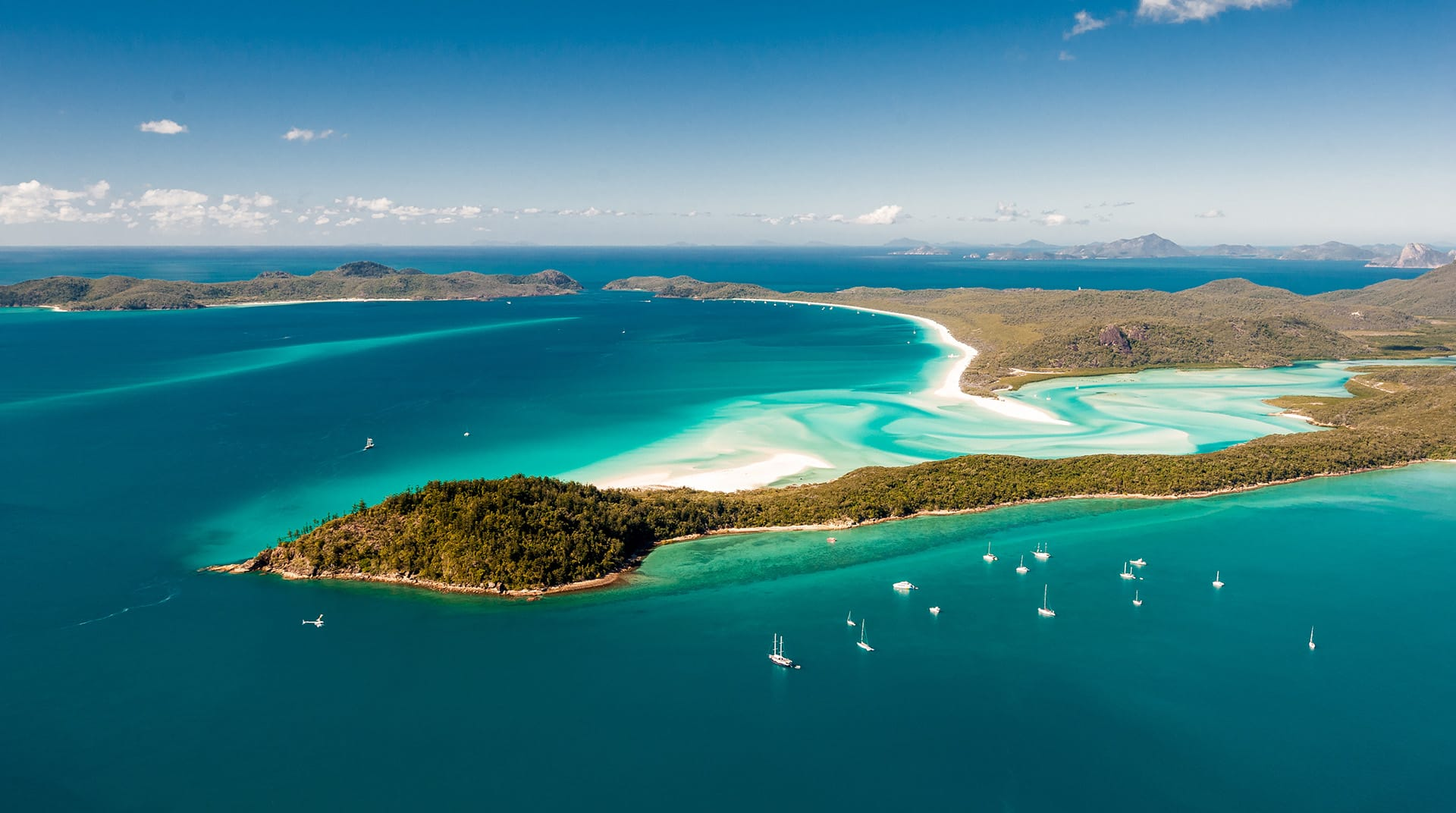 Yachts for Charter Australia & New Zealand