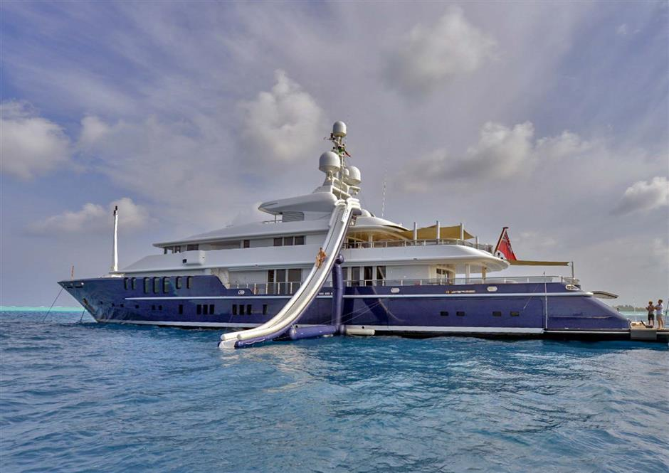 Nobiskrug Motor Yacht TRIPLE SEVEN For Sale