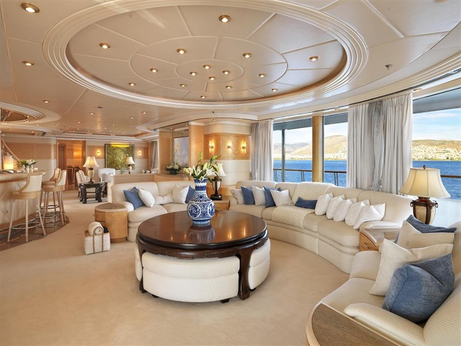 Lurssen Motor Yacht CAPRI I (ONE) For Sale