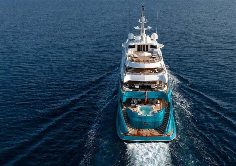 Oceanco Motor Yacht SUNRAYS For Sale