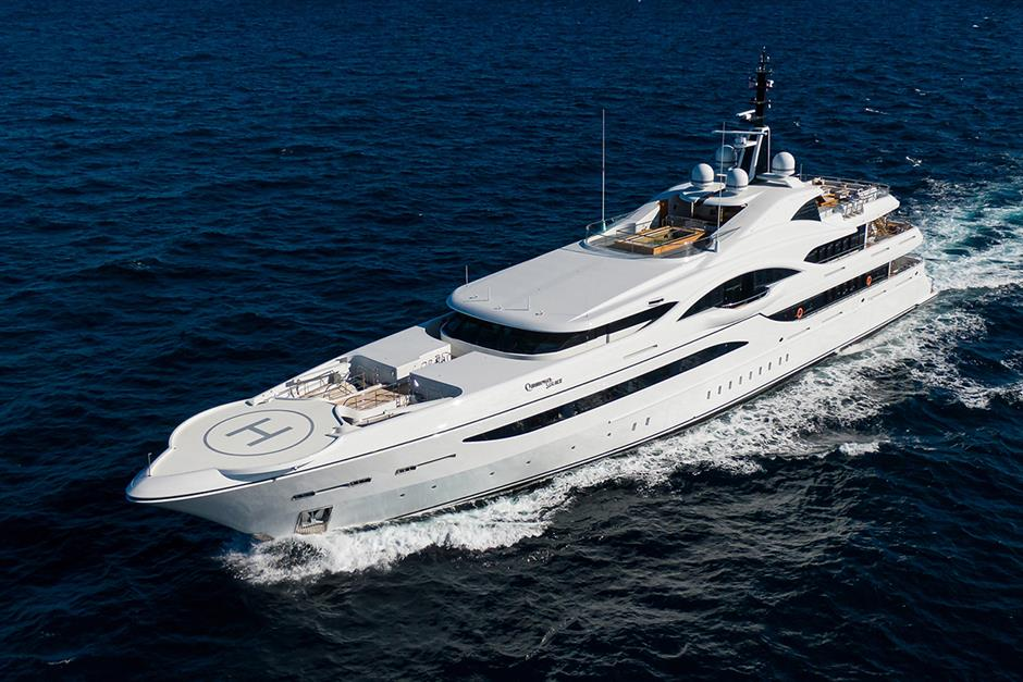 Turquoise Yachts  Quantum of Solace For Sale