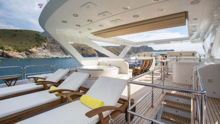 Madness-yacht-fly-bridge-lounges