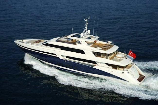 Superyacht Tatiana Bilgin Yachts