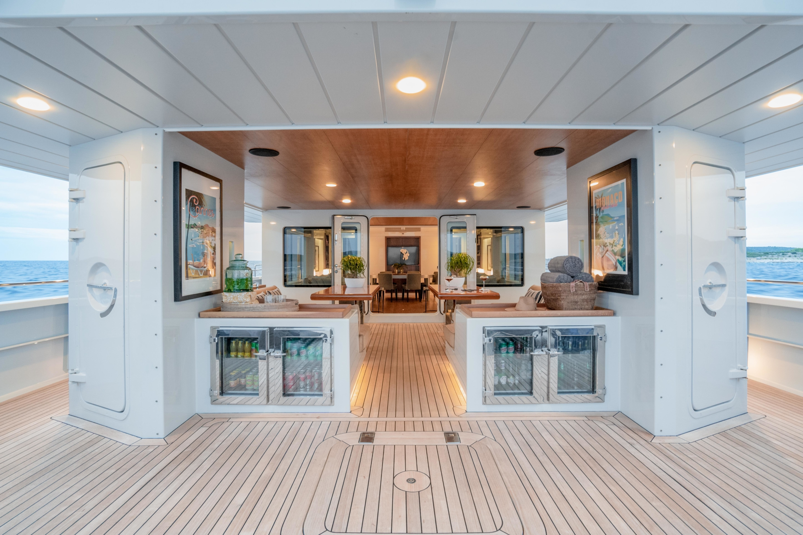 PREFERENCE 19-Tansu Yachts-Yacht For Charter-Aft Deck Aft
