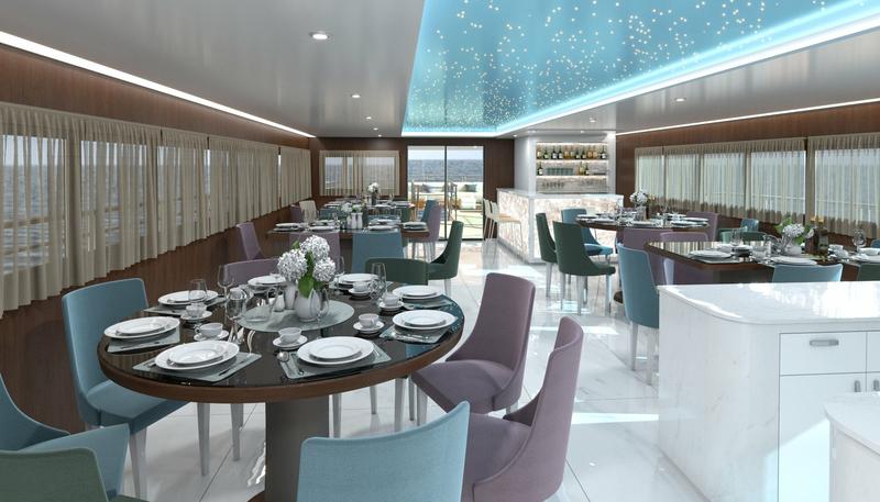 Lady-Eleganza-Yacht-For-Charter-Croatia-Dining