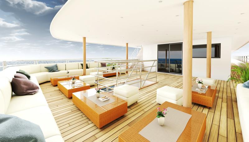Lady-Eleganza-Yacht-For-Charter-Croatia-Outdoor-Lounge