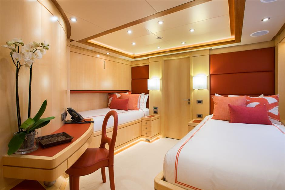 Benetti Motor Yacht BLUE VISION  For Sale