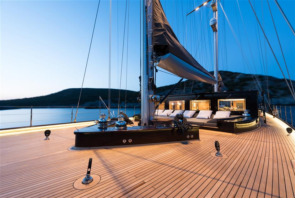 Bodrum Yachts Sailing Yacht ROX STAR For Sale