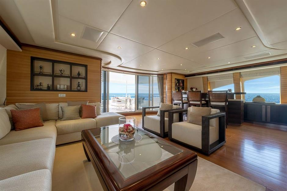 Heesen Yachts  LET IT BE For Sale