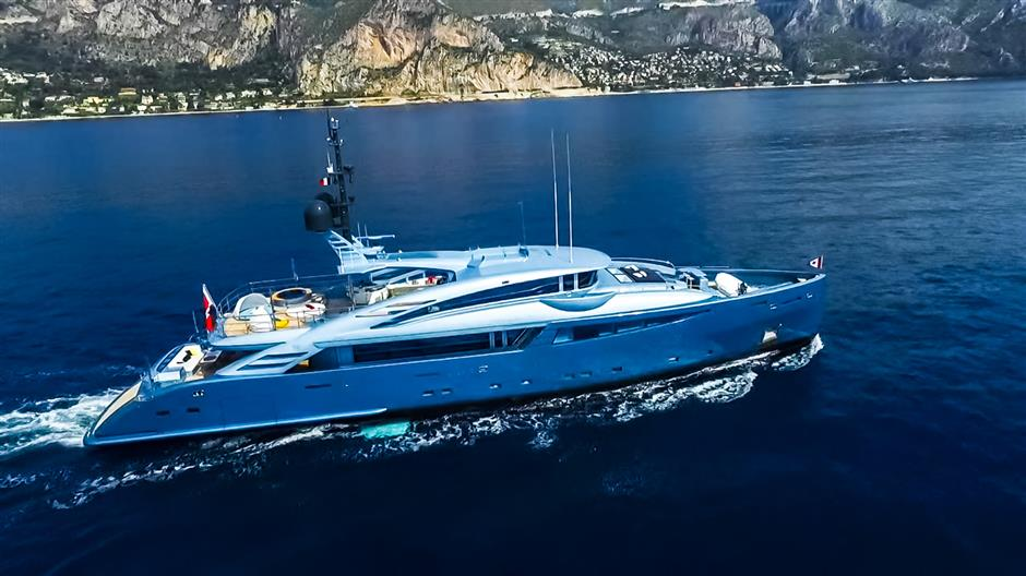 Isa Yachts Motor Yacht PHILMX For Sale