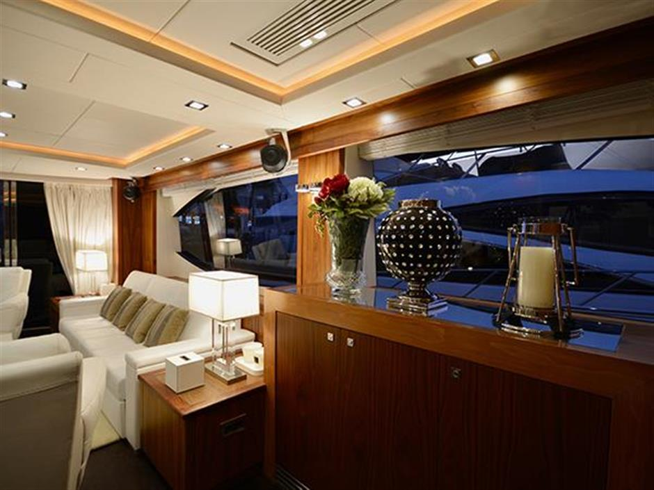 Sunseeker Motor Yacht Eximius For Sale