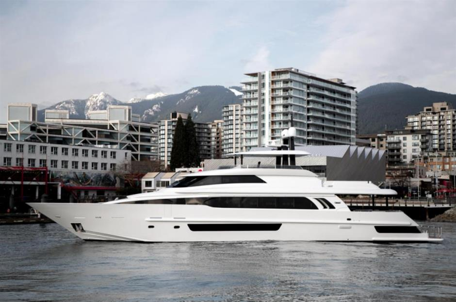 Crescent Motor Yacht Crescent Lady For Sale