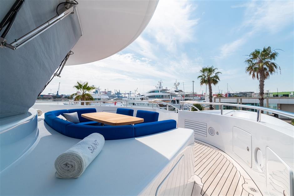 Isa Yachts Motor Yacht UNDER CONTRACT!   SAINT  2012 ISA 500-2 POP @ MONACO For Sale