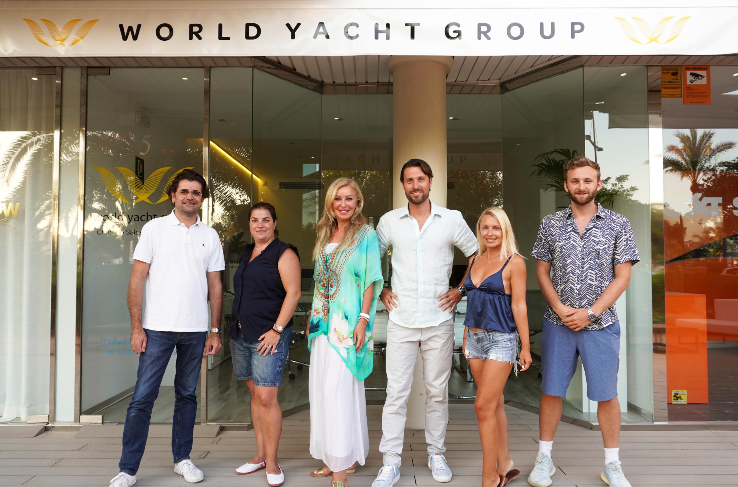 World Yacht Group Team